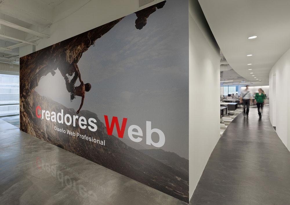 oficina Creadores Web en Huelva