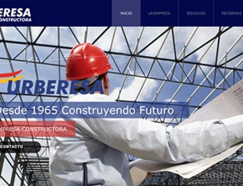 Web para Construcciones y reformas