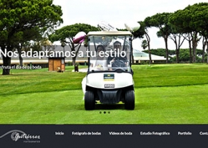 diseño web para fotografos Huelva
