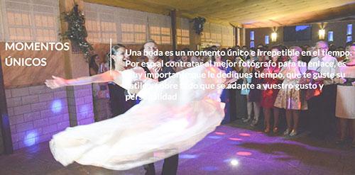 pagina para fotografos de Huelva