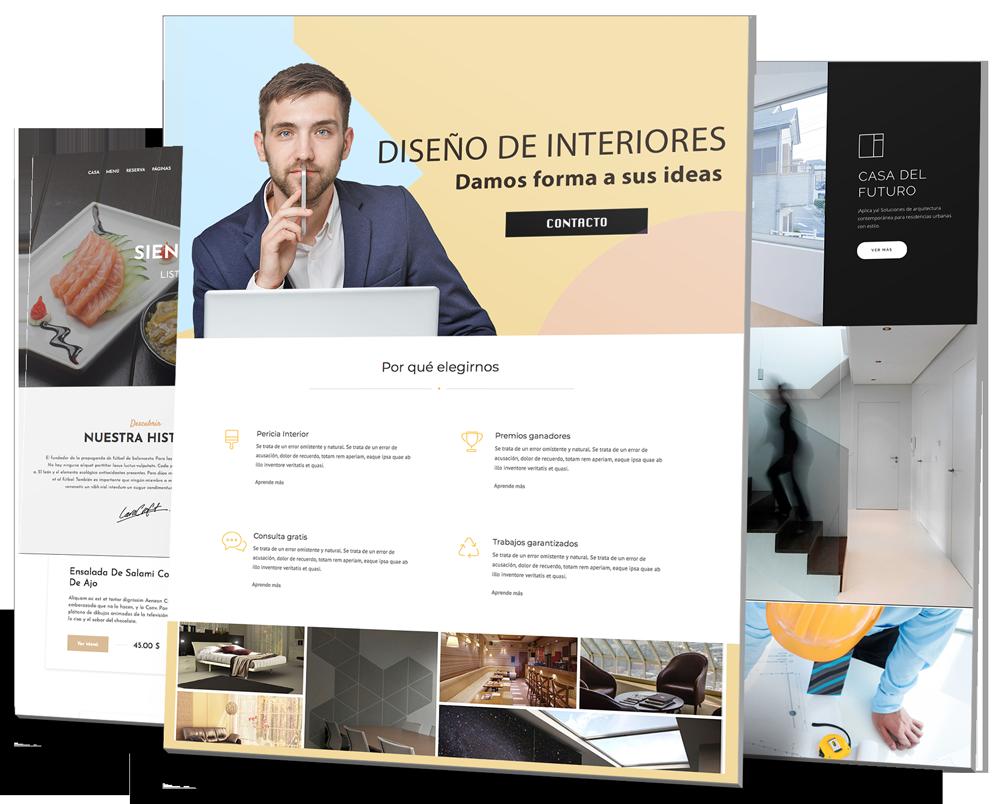 diseño web móvil